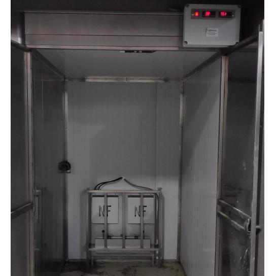 Caldeiras 100% Controladas Humidade e Calor